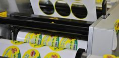 We are proud to be working with the latest and most updated technology! Learn more about our #label #printers!