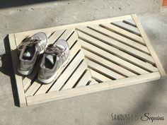 DIY WOODEN DOOR MAT2