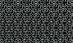 Fabulously Done Black and White pattern