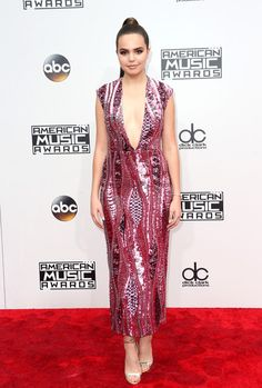Actress Bailee Madison attends the 2016 American Music Awards at Microsoft Theater on November 20, 2016 in Los Angeles, California.