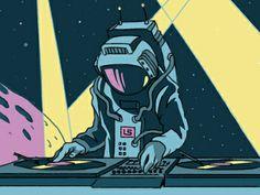 Astro DJ