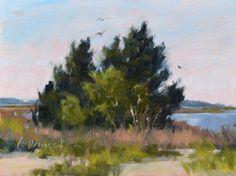 Laurel Daniel - River Marsh Study