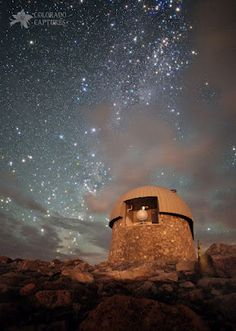 Mike Berenson  Milky Way Clouds Over The Mount Evans Observatory  https://plus.google.com/photos/106842240981466338808/albums/5733648951350870353/5792596586910751298