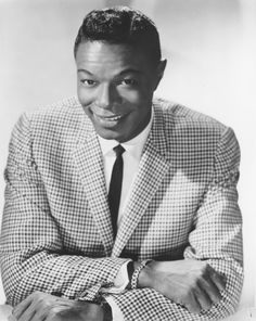 Nat King Cole - voice like honey.  Unforgettable.  The show originally aired without a sponsor, but NBC agreed to pay for initial production costs; it was assumed that once the show actually aired and advertisers were able to see its sophistication, a national sponsor would emerge. None did; many national companies did not want to upset their customers in the South, who did not want to see a black man on TV shown in anything other than a subservient position.