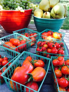 Summer harvest @ displacedhousewife.com