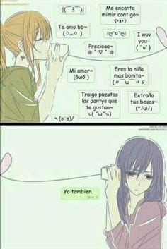 Manga Yuri, Yuri Anime, Otaku Anime, Amor Yuri, Life Is Strange, My Heart Is Breaking, Anime Love, Kawaii Anime, Cute Couples