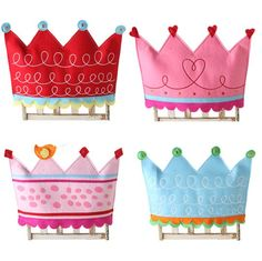 Birthday Party Chair Covers