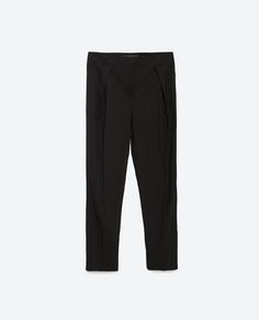 Image 8 of PLEATED TROUSERS from Zara