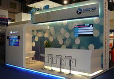 Exhibition Construction - Aircom International