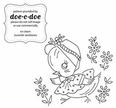 doe-c-doe: embroidery