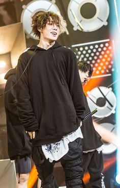 here come on don't be shy ur gonna find more handsome boys when u enter the world of kpop *hugs bias* *glares* shouts stay away from him!
