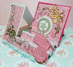 Wonderfully Made: Side Step Card & Cute Knitting Die Cuts Side Step Card, Tattered Lace Cards, Step Cards, Die Cutting, Christmas Cards, Knitting, Cute, Christmas E Cards, Tricot
