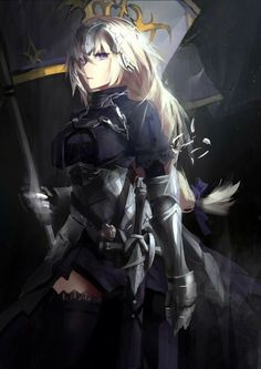 Joan of Arc (Fate/Apocrypha) Image - Zerochan Anime Image Board Art Anime, Anime Kunst, Manga Art, Character Concept, Character Art, Character Design, Joan Of Arc Fate, Fate Anime Series, Anime Meme
