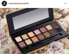 Anastasia Beverly Hills SOFT GLAM eye shadow palette coming in March 2018