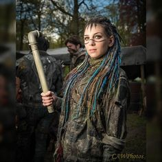 Awesome photo by CAW photos thanks! <3 #postapocalypse #postapocalyptic #postapo #madmax #fallout #cosplay #costume #roleplay #larp #dreads #tribal #tribe #dystopian #alternative #alternativefashion #altgirl #alternativegirl #gothgoth #gothgirl #gear #apocalypse #wastelandweekend #wastelander #oldtown
