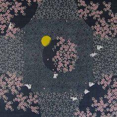 Forest Rabbits - Gray - Furoshiki