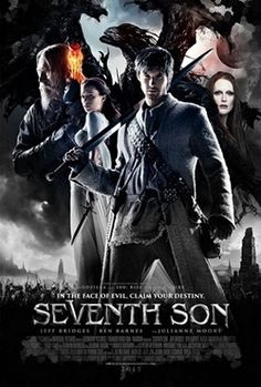 Seventh Son was an interesting film, but what's even more interesting is the fact that Mother Malkin has a lot in common with #Maleficent ;)