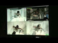 ▶ 映画『ゼロ・グラビティ』驚きのメイキング映像 - YouTube