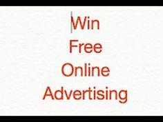 Win Free Advertising - YouTube #winfreeadvertising #win #raffel #winonlineads #ads #freepromotion