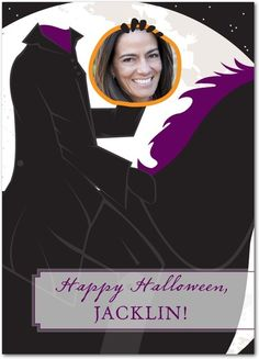 Lose Your Head - Halloween Cards from Treat.com #trickorTREAT