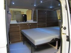It's never been easier to build your own camper van.  With the reduced cost and increased availability of parts, tools and used vehicles you too can make your own dream camper van, at a fraction of the cost of buying a professional conversion.