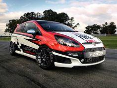 #SouthwestEngines Abarth Fiat Punto Competizione 2012