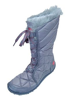 Columbia Womens Powder Summit Waterproof Insulated Boots ShaleBright Red US 9 >>> This is an Amazon Affiliate link. Click image to review more details.
