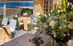 Restaurant La Ponche, Saint-Tropez... Best seafood restaurant in the South of France!! >> Saintrop.com the site of Saint Tropez!