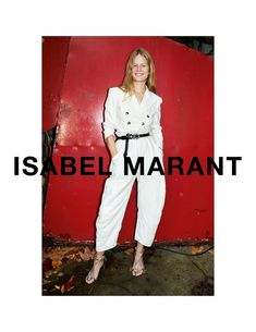 Guergen Teller Flashes Anna Ewers For Isabel Marant Spring/Summer 2018 Collection  https://www.anneofcarversville.com/style-photos/2018/1/23/cg59cevloi266dlgoqn9yr5ustpmil