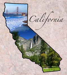 "California -   State Nickname: Golden State    State Flower: Golden Poppy        State Motto: Eureka (I have found it)    State Bird: California Valley Quail        State Song: ""I Love You, California""    State Tree: California Redwood"