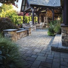 Patio Paver Patterns & Design: Trends in Paver Laying Patterns worksheet worksheet for kids worksheet student Small Backyard Patio, Backyard Patio Designs, Backyard Landscaping, Patio Ideas, Backyard Ideas, Pavers Ideas, Layout Design, Patio Edging, Paver Patterns