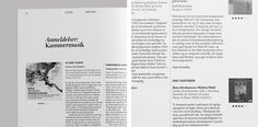 Redesign of the magazine: Klassisk on Behance