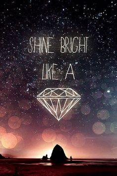 - Diamonds