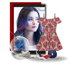 """""""LUCLUC 18"""" by eddy-smilee ❤ liked on Polyvore"""