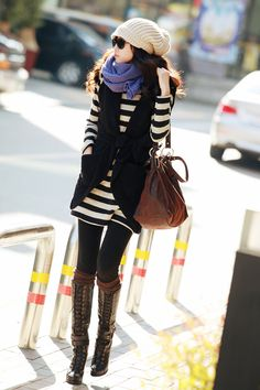 everyday outfit for fall #fashion