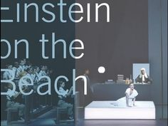 Einstein on the Beach / john cage - for different levels of movement amongst dancers