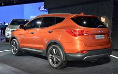 2013 Hyundai Santa Fe - mine, mine, mine! Can't wait for it to be released!
