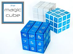 The Magic Cube - A Mathematic 3D Logic Puzzle by Innovation Factory — Kickstarter