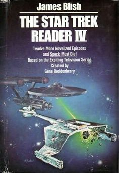 book cover of   The Star Trek Reader IV