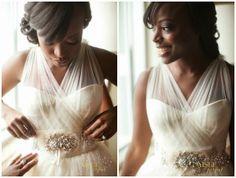 Vera Wang Emmeline | Our Wedding- Getting Ready