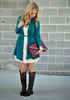 I want her whole outfit! It's gorgeous! - Because Shanna Said So...