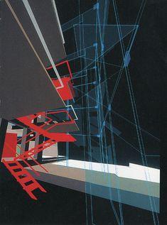 Bernard Tschumi. A+U Special Issue March 1994: 86 | RNDRD