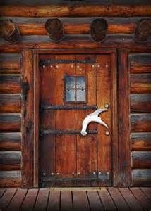 Exceptional Log Cabin Door Hardware #1 - Log Cabin Door Latch ...