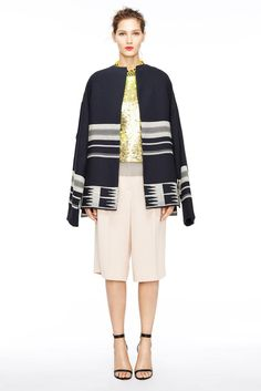 J.Crew Spring 2015 Ready-to-Wear - Collection - Gallery - Look 1 - Style.com