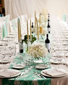 Tabletop at Lake Como wedding