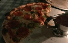 Bella Luna has the best pizza in Turks and Caicos. There are some really great restaurants in Turks and Caicos.