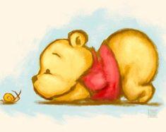 Winnie lourson bébé Winnie lourson ours Illustration Art cartoon Winnie l'ourson - Baby Pooh Bear Illustration Art Print Winnie Pooh Dibujo, Winnie The Pooh Drawing, Winne The Pooh, Winnie The Pooh Quotes, Eeyore Quotes, Cute Winnie The Pooh, Kawaii Drawings, Disney Drawings, Cute Drawings