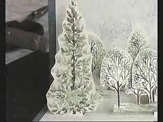 Pop Up Card - Christmas Tree