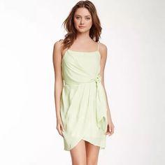 "NWT🌟BCBGeneration Wrap Dress Details: - Scoop neck - Adjustable shoulder straps - Wrap front - Lined - Approx. 35.5"" length - Imported Fiber Content: Self: 100% polyester Lining: 100% polyester BCBGeneration Dresses"