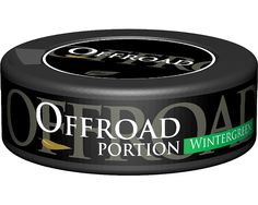 Portion Snus with a strong, long-lasting American wintergreen flavor.